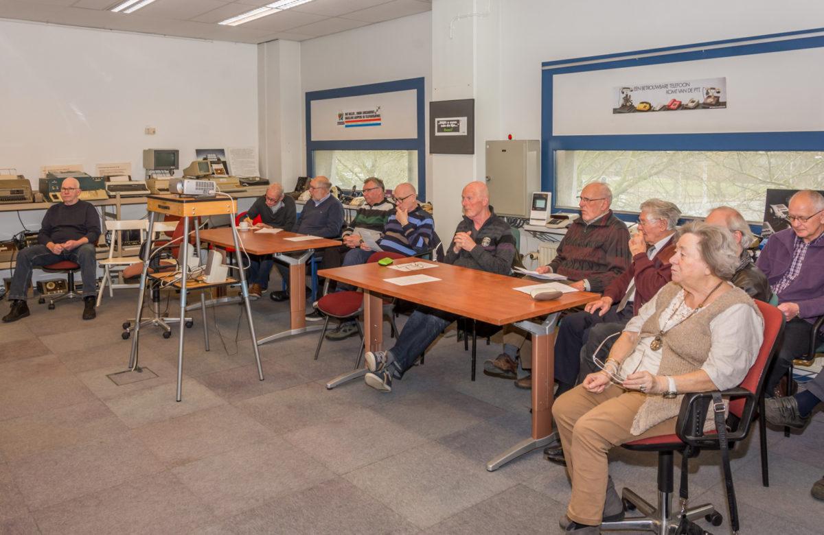 Ledenvergadering GPVRA
