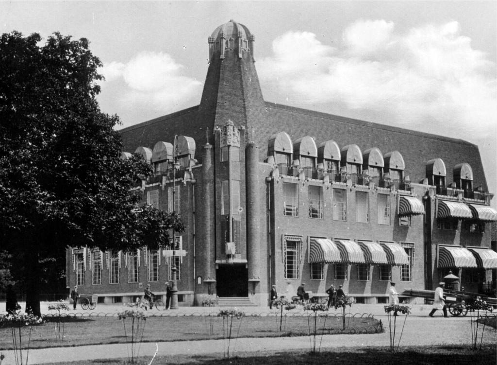 Het Telegraaf- en Telefoonkantoor Arnhem 75 jaar na dato