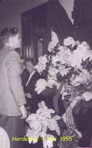 1955 Herdenking 4 mei 006T