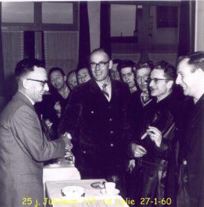 1960 25j Hp vd Lelie 27-1-60T