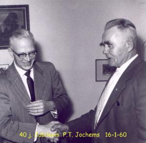 1960 40j Cvm Jochems 16-01-60T