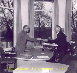 1960 40j Hr Oosterdag 16-1-60T