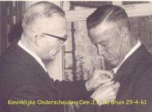 1961 Kon ond Hr J.F. de Bruin 29-04-61T